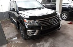 Sell authentic used 2014 Lexus LX in Lagos