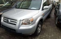Selling grey 2007 Ford Pilot automatic in Lagos