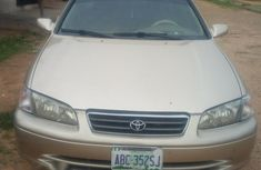 Used 2001 Toyota Camry at mileage 52,000 for sale in Lafia