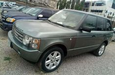 Selling green 2005 MG Rover suv automatic in Abuja