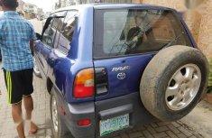 Toyota RAV4 1998 Blue