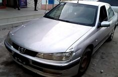 Used 2008 Peugeot 406 car manual at attractive price in Lagos