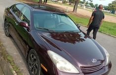 Used 2005 Lexus ES car sedan automatic at attractive price