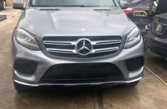 Need to sell cheap used 2016 Mercedes-Benz GLE at mileage 0 in Lagos