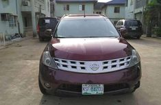 Sell well kept 2005 Nissan Murano at price ₦900,000 in Akure