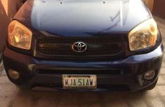 Sell well kept 2005 Toyota RAV4 suv automatic at price ₦1,600,000