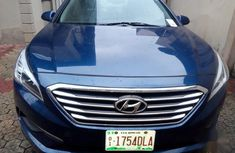 Need to sell high quality blue 2016 Hyundai Sonata automatic