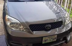 Sell well kept 2003 Hyundai Matrix automatic at price ₦1,500,000