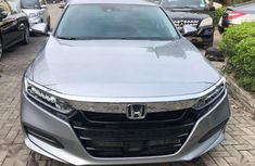 Selling 2018 Honda Accord in good condition at mileage 160