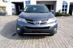 Sell grey 2014 Toyota RAV4 at mileage 56,875 in Lagos at cheap price