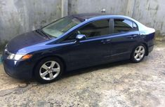 Sell well kept 2005 Honda Civic automatic in Port Harcourt