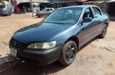 Clean 2002 Honda Accord sedan automatic for sale in Ibadan