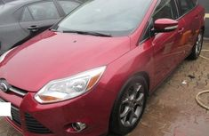 Selling 2013 Ford Focus automatic in good condition at price ₦2,100,000