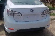 White 2012 Lexus LS car at attractive price in Lagos