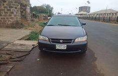 Grey 2000 Honda Accord car sedan automatic in Ilorin