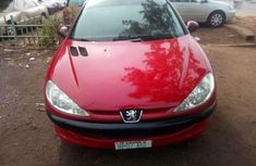 Well maintained 2003 Peugeot 206 manual at mileage 98,000 for sale