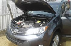 Very sharp neat used 2015 Toyota RAV4 automatic for sale in Abuja