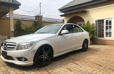 Selling 2009 Mercedes-Benz C-Class in good condition at price ₦3,900,000 in Kaduna