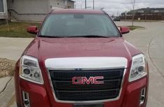 Best priced used 2014 GMC Terrain automatic in Lagos