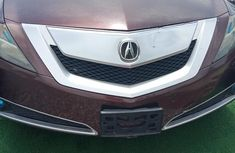 Well maintained 2010 Acura ZDX at mileage 65,080 for sale in Ikeja