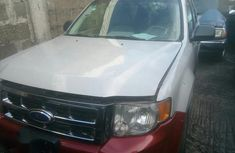 Well maintained 2005 Ford Escape at mileage 112,580 for sale in Lagos