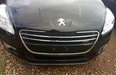 Need to sell cheap used 2014 Peugeot 508 sedan in Abuja