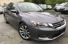Sell used 2015 Honda Accord automatic at price ₦1,200,000