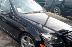 Sell well kept 2012 Mercedes-Benz C300 automatic at price ₦6,800,000