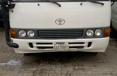 Sell well kept 2007 Toyota Coaster manual at price ₦10,000,000