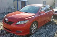 Sell used 2009 Toyota Camry automatic at mileage 0 in Ilorin