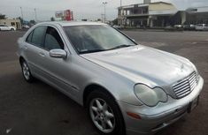 Best priced used 2002 Mercedes-Benz C240 at mileage 110 in Ilorin