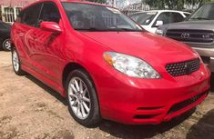 Well maintained 2005 Hyundai Matrix automatic for sale in Lagos
