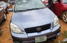 Used 2006 Toyota Matrix at mileage 115,000 for sale in Ikeja