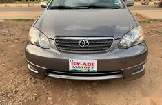 Used 2006 Toyota Corolla sedan automatic car at attractive price