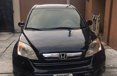 Sell super clean black 2008 Honda CR-V automatic