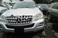 2011 Mercedes-Benz ML350 for sale in Lagos