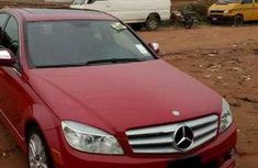 Sell authentic used 2009 Mercedes-Benz 300 in Lagos
