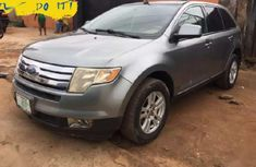 Clean used grey 2008 Ford Edge suv automatic for sale in Lagos
