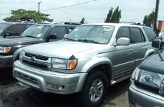 Grey 2002 Toyota 4-Runner for sale at price ₦2,200,000