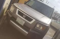 Sell cheap grey 2003 Honda Element van automatic at mileage 172,903