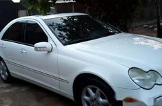 Mercedes-Benz C240 2004 White for sale