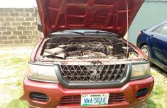 Sell well kept 2002 Mitsubishi Montero suv automatic in Lagos