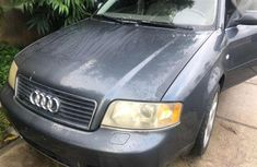 Grey 2005 Audi A6 at mileage 75,869 for sale in Ikeja