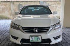 White 2015 Honda Accord at mileage 52,462 for sale