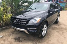 Sell authentic 2013 Mercedes-Benz ML at mileage 46,000
