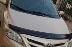 Need to sell high quality 2011 Toyota Corolla sedan automatic in Abuja