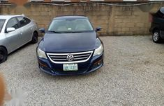Well maintained blue 2012 Volkswagen CC at mileage 78,851 for sale