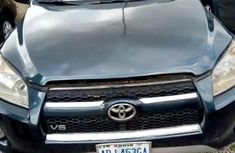 Used green 2011 Toyota RAV4 car automatic at attractive price