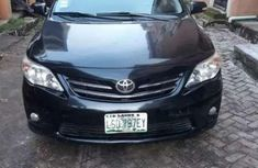 Best priced black 2013 Toyota Corolla automatic