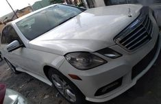 Sharp used 2011 Mercedes-Benz E500 for sale